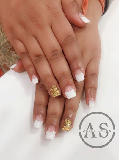 Asees Salon, Best Nail Extension in Ghaziabad